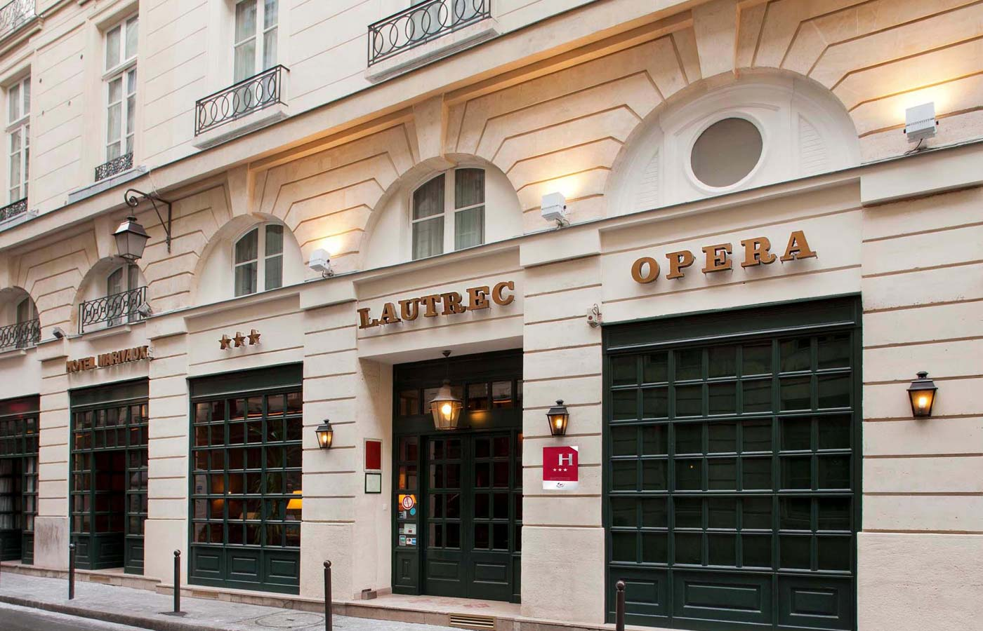 Vacation Hub International - VHI - Travel Club - Lautrec Opera Hotel