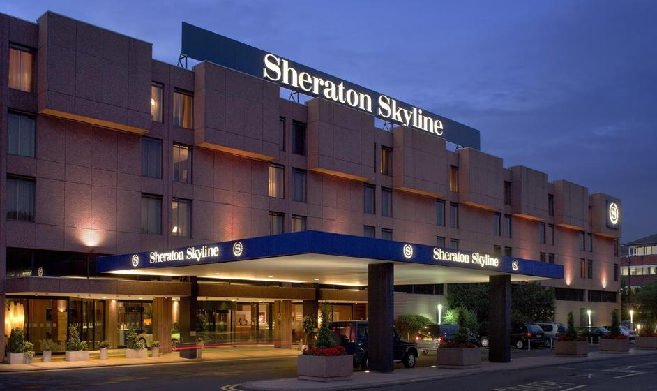 Vacation Hub International - VHI - Travel Club - Sheraton Skyline Hotel at London Heathrow