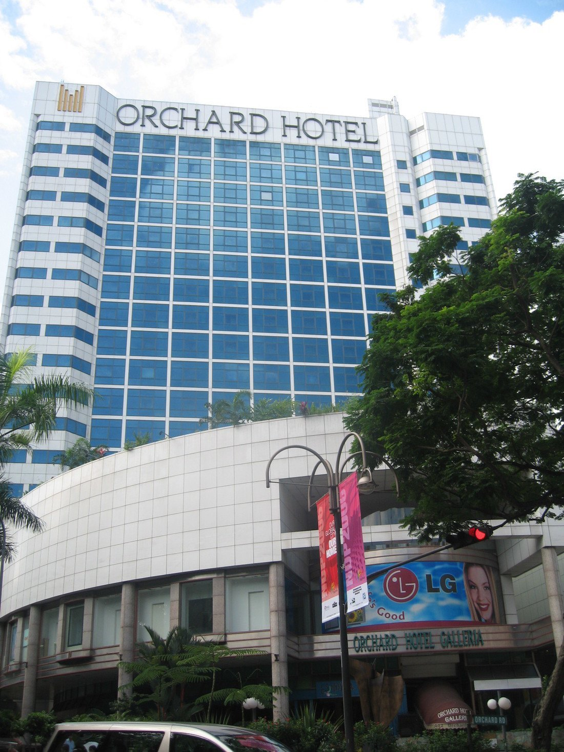 Vacation Hub International - VHI - Travel Club - Orchard Hotel Singapore