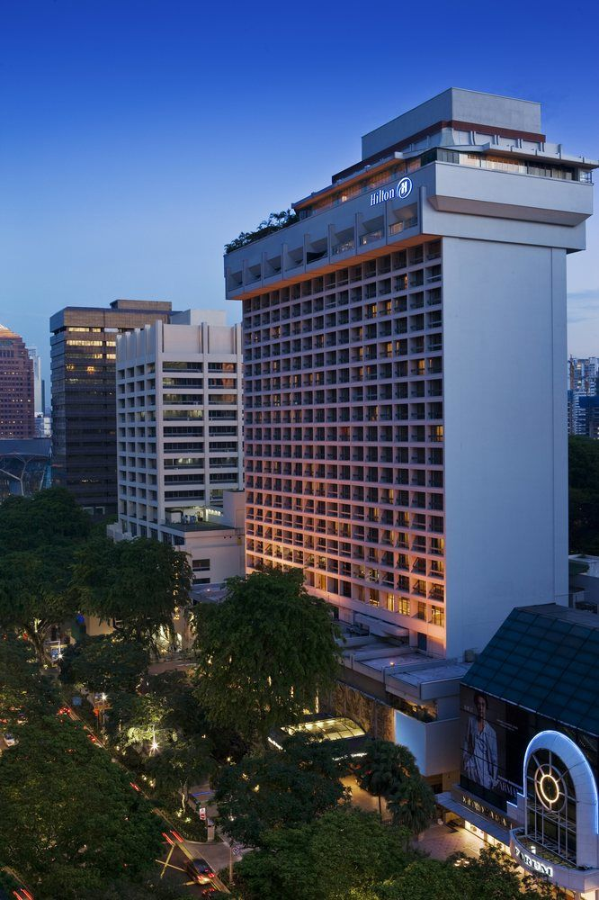 Vacation Hub International - VHI - Travel Club - Hilton Singapore Hotel