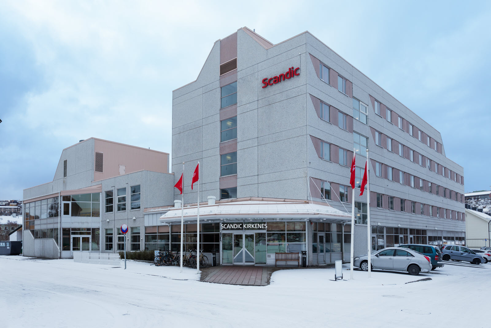 Vacation Hub International - VHI - Travel Club - Scandic Kirkenes