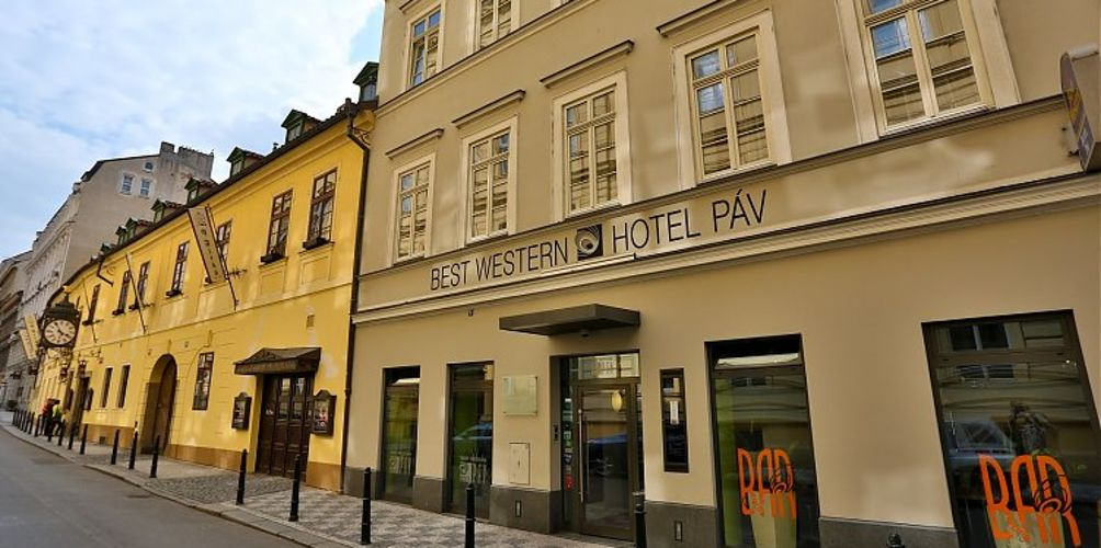Vacation Hub International - VHI - Travel Club - Hotel Pav Prague