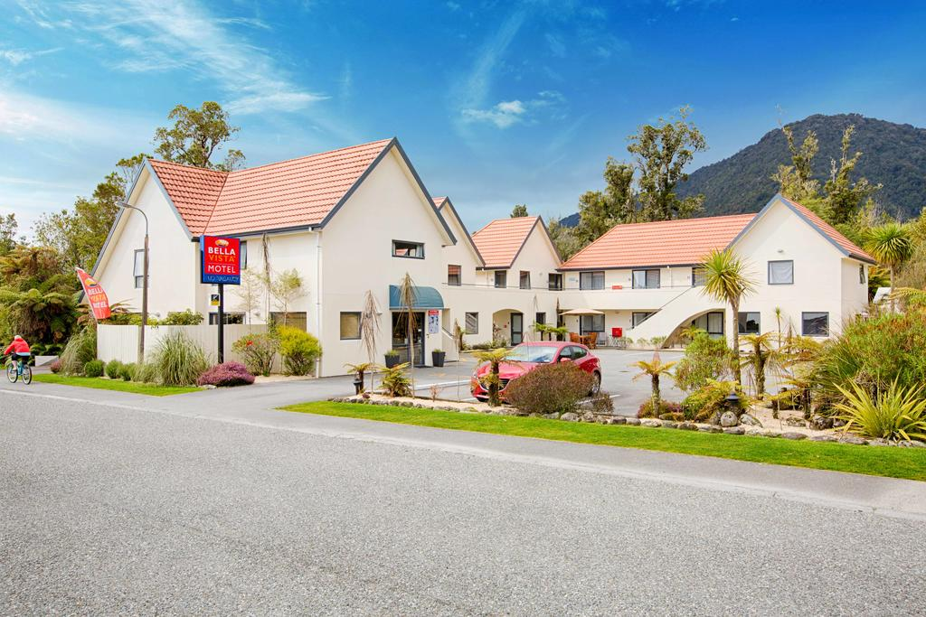 Vacation Hub International - VHI - Travel Club - Bella Vista Motel Franz Josef