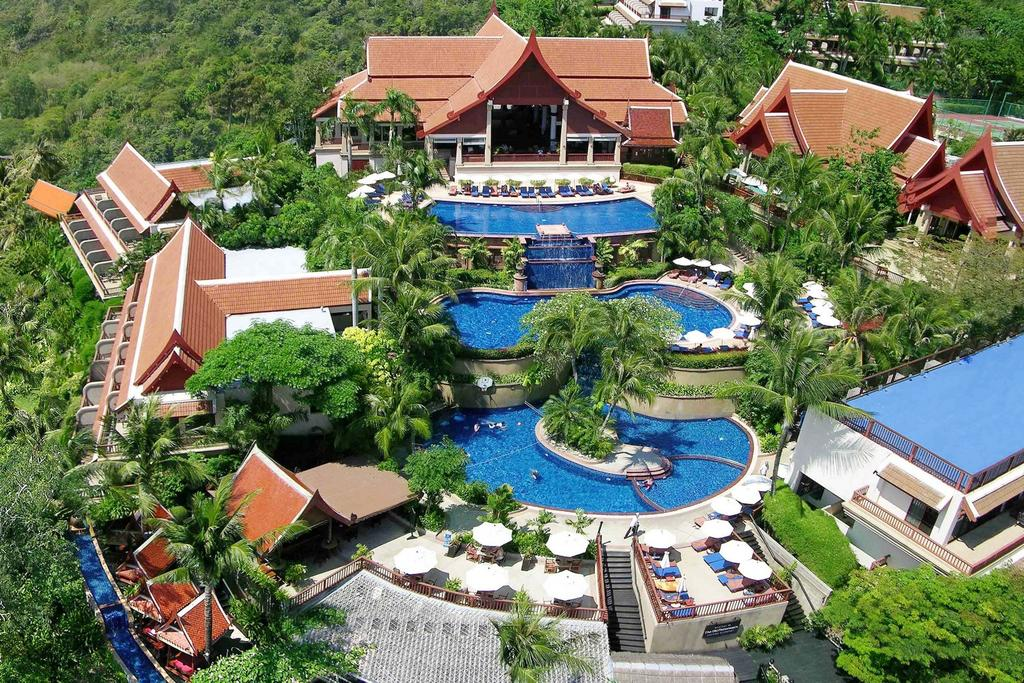 Vacation Hub International - VHI - Travel Club - Novotel Phuket Resort