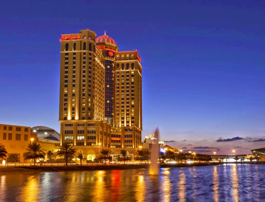 Vacation Hub International - VHI - Travel Club - Sheraton Mall of the Emirates Hotel, Dubai