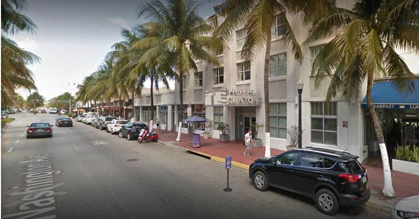 Vacation Hub International - VHI - Travel Club - Clinton Hotel Miami Beach
