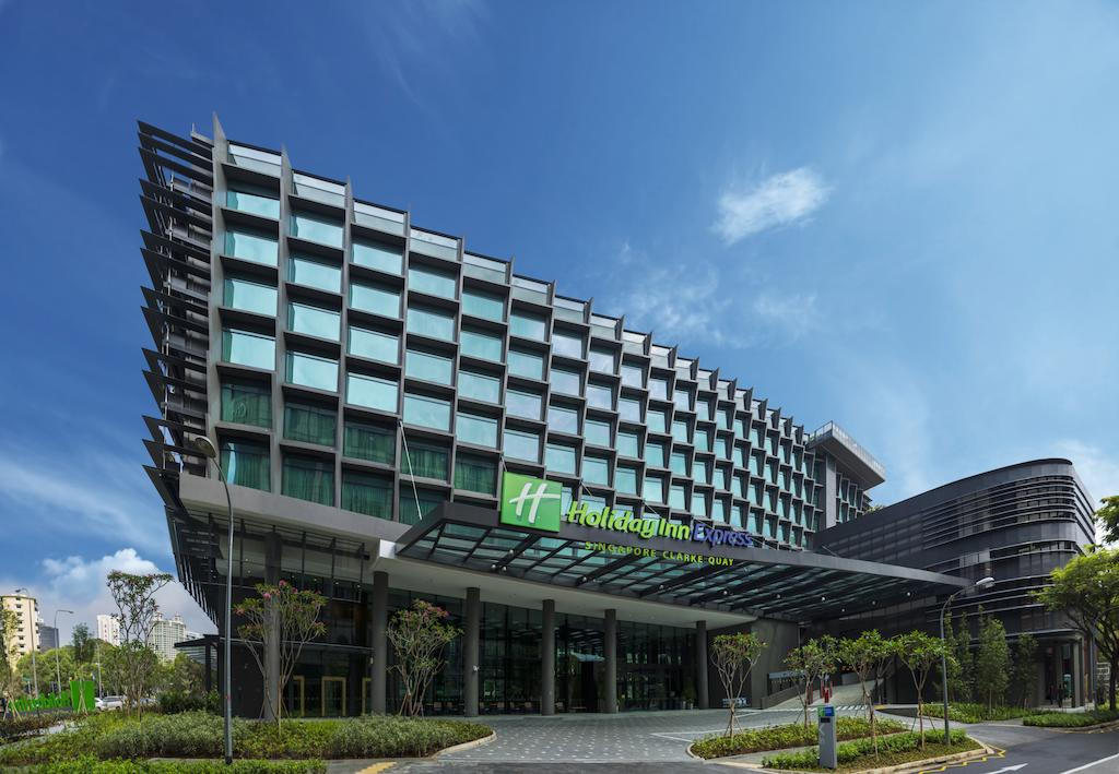 Vacation Hub International - VHI - Travel Club - Holiday Inn Express Singapore Clarke Quay