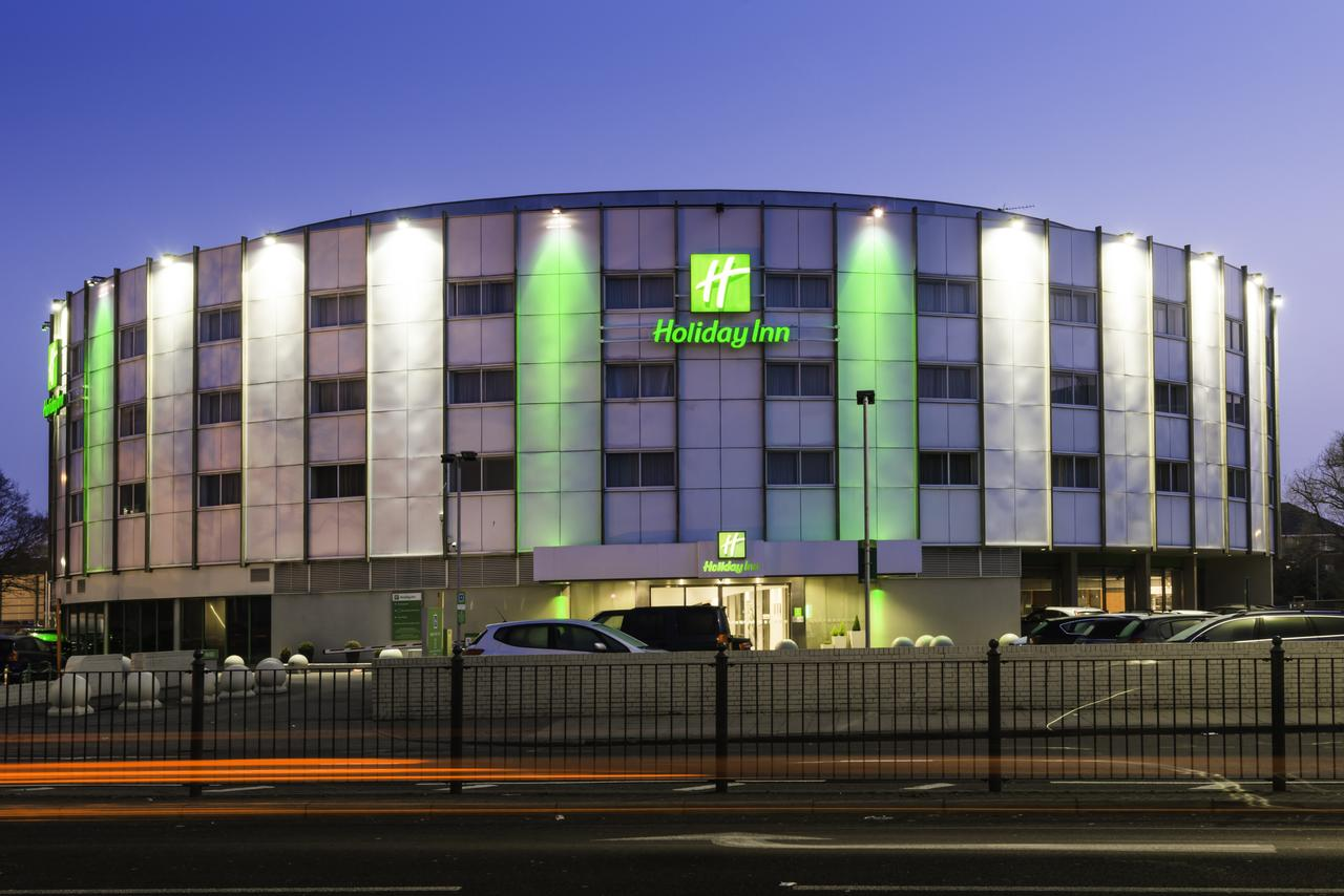 Vacation Hub International - VHI - Travel Club - Holiday Inn London Heathrow Ariel