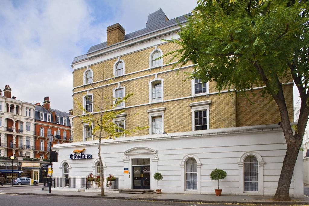 Vacation Hub International - VHI - Travel Club - Citadines South Kensington London