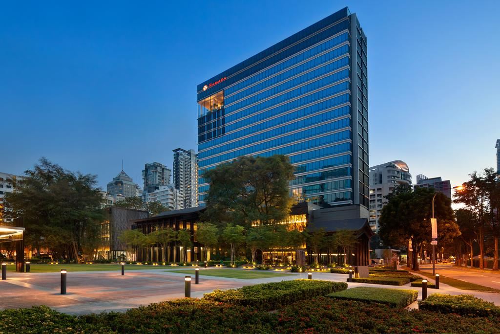 Vacation Hub International - VHI - Travel Club - Ramada by Wyndham Singapore At Zhongshan Park