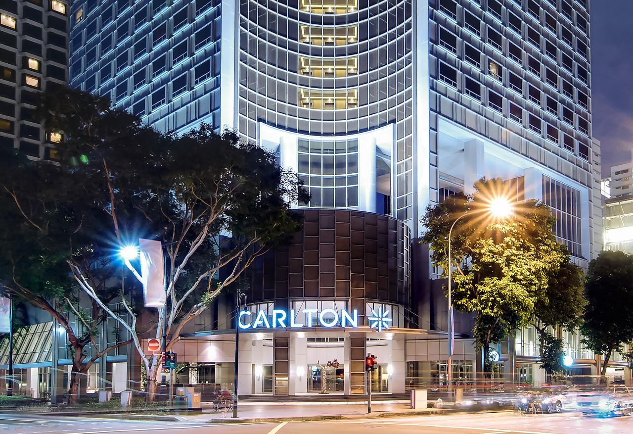 Vacation Hub International - VHI - Travel Club - Carlton Hotel Singapore