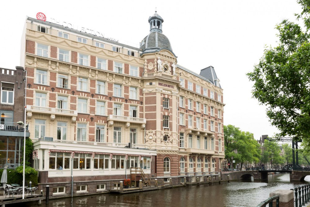 Travel Club VHI - Hotel NH Collection Amsterdam Doelen