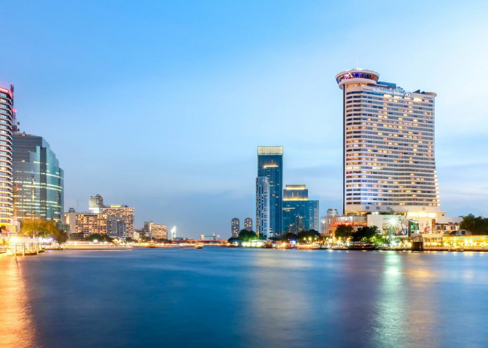 Vacation Hub International - VHI - Travel Club - Millennium Hilton Bangkok