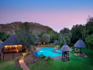 Vacation Hub International | Bakubung Bush Lodge Main