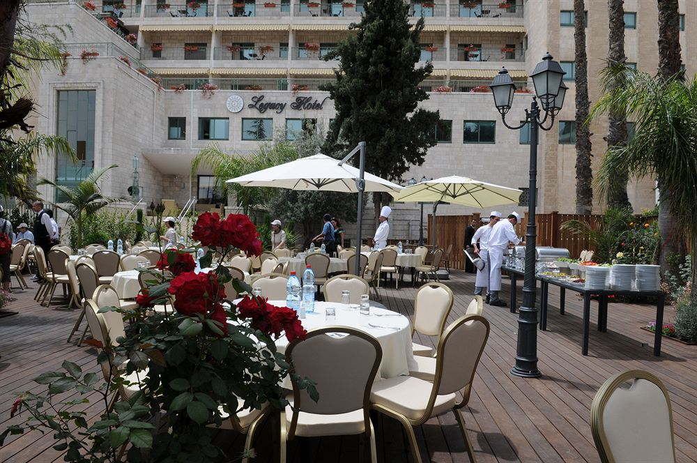 Vacation Hub International | Legacy Hotel Jerusalem Main