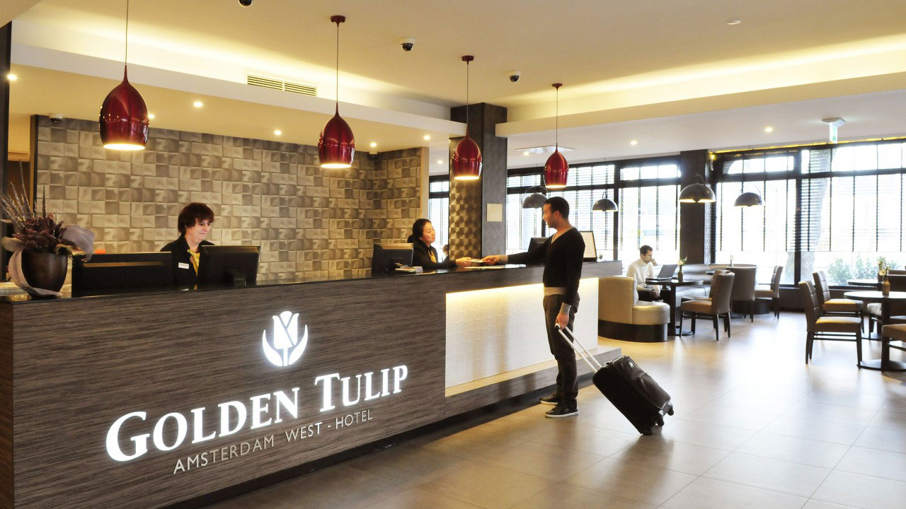 Vacation Hub International | Golden Tulip Amsterdam West Main