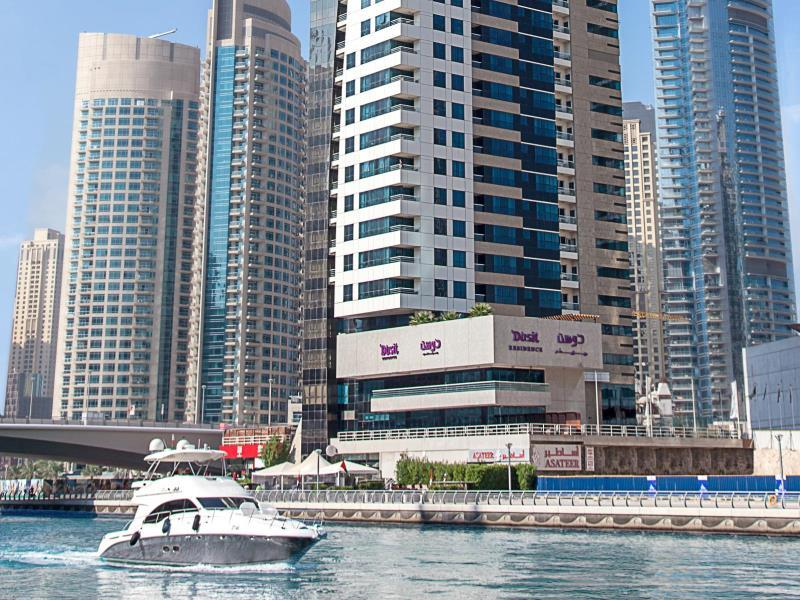 Vacation Hub International | Dusit Residence Dubai Marina Main