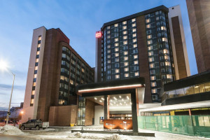 Vacation Hub International - VHI - Travel Club - Hilton Garden Inn Ottawa Downtown
