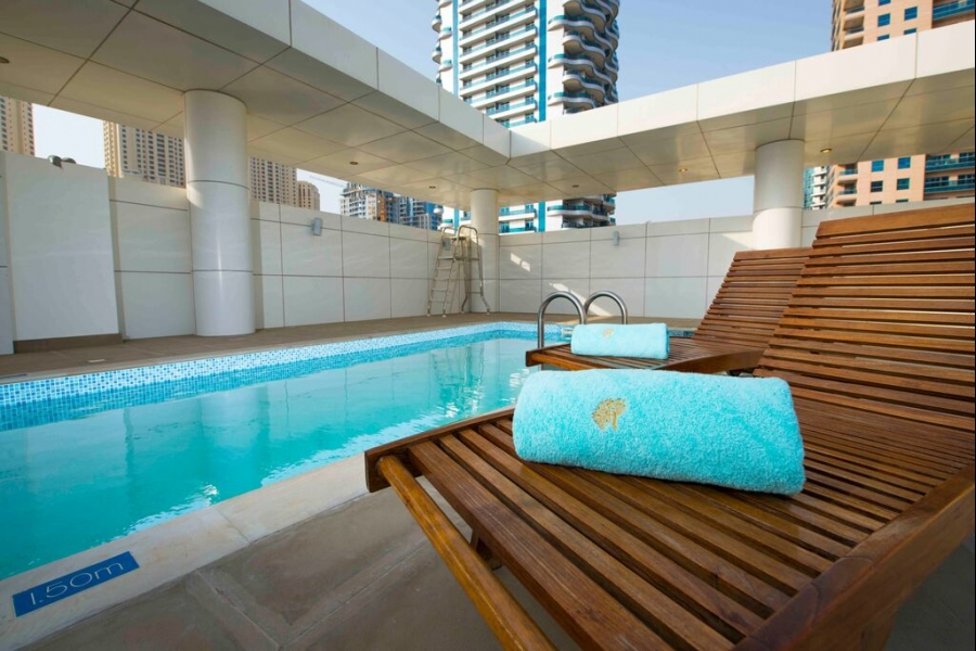 Vacation Hub International - VHI - Travel Club - Jannah Place Dubai Marina