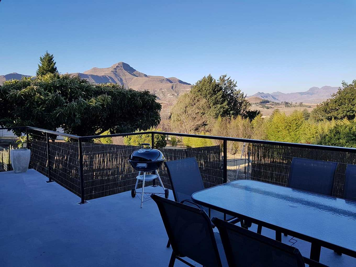 Vacation Hub International - VHI - Travel Club - Clarens Escape Self Catering