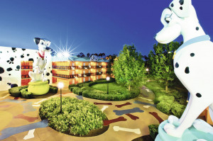 Vacation Hub International | Disney's All-star Movies Resort Room