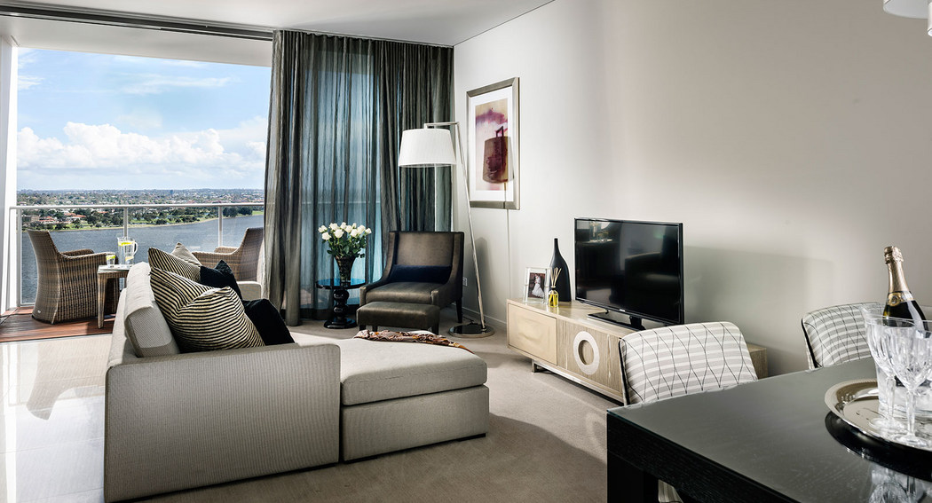 Vacation Hub International | All Suites Perth Room