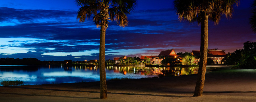 Vacation Hub International | Disney's Polynesian Village Resort Room