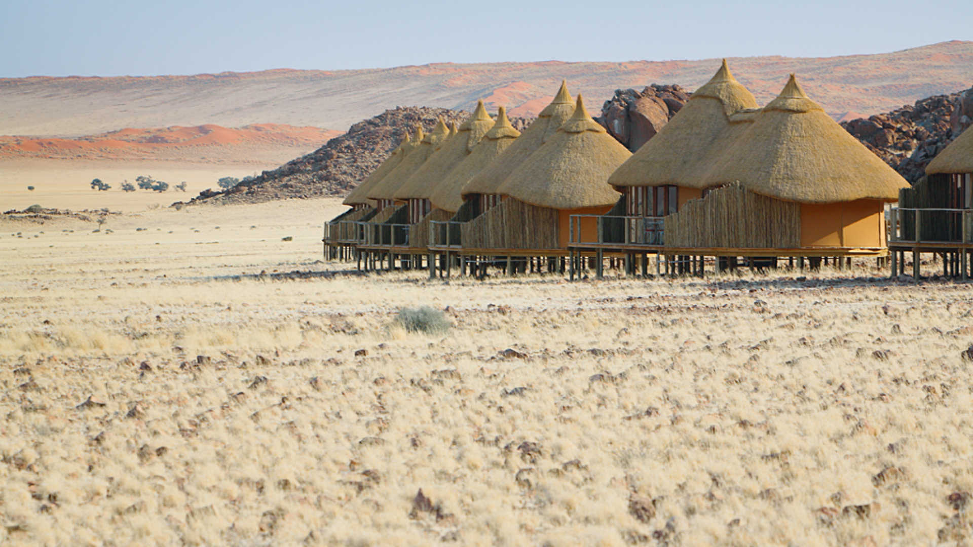 Vacation Hub International | NAMIB NAUKLUFT CAMP Room