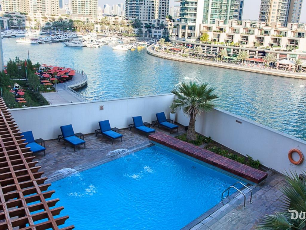 Vacation Hub International | Dusit Residence Dubai Marina Room