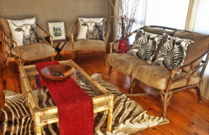 Vacation Hub International | Bergsig Guest Farm - Mountain Zebra Honeymoon Suite Room
